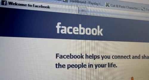 Slette Facebook